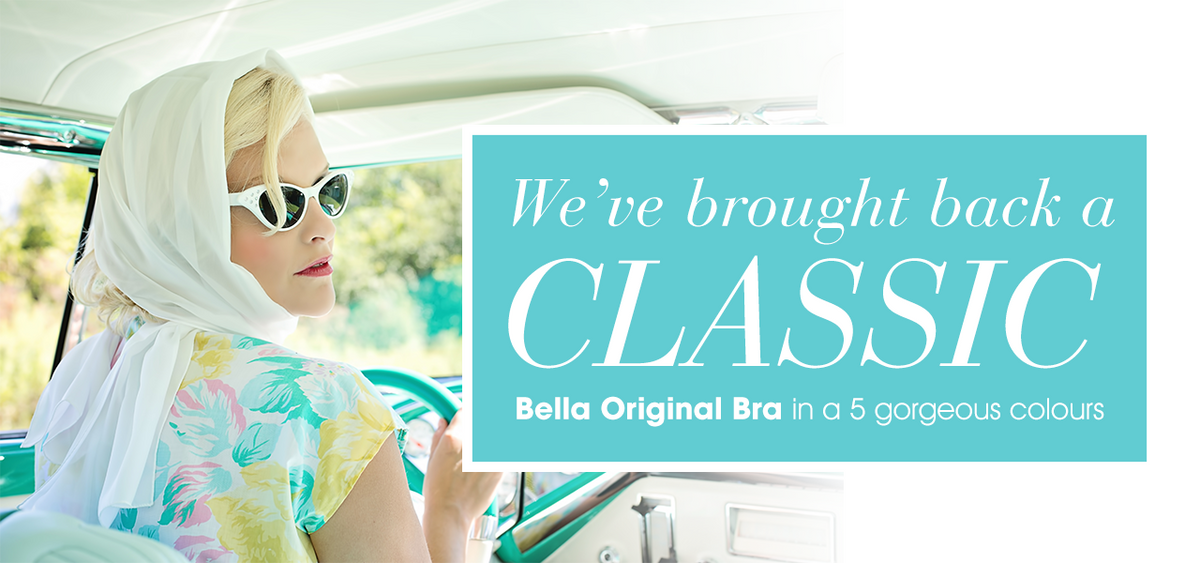 Bella Original Bras by Bella Bodies Australia