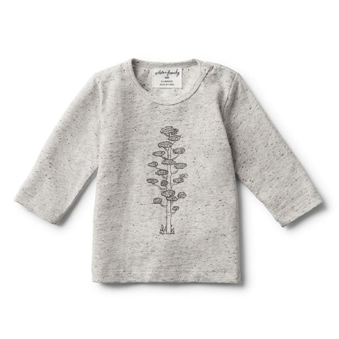 WILSON & FRENCHY | LITTLE TREE L/S TOP