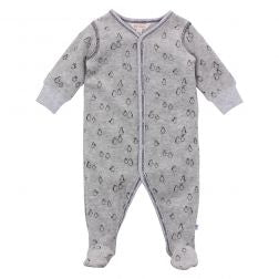 FOX & FINCH | POLAR VELOUR ROMPER