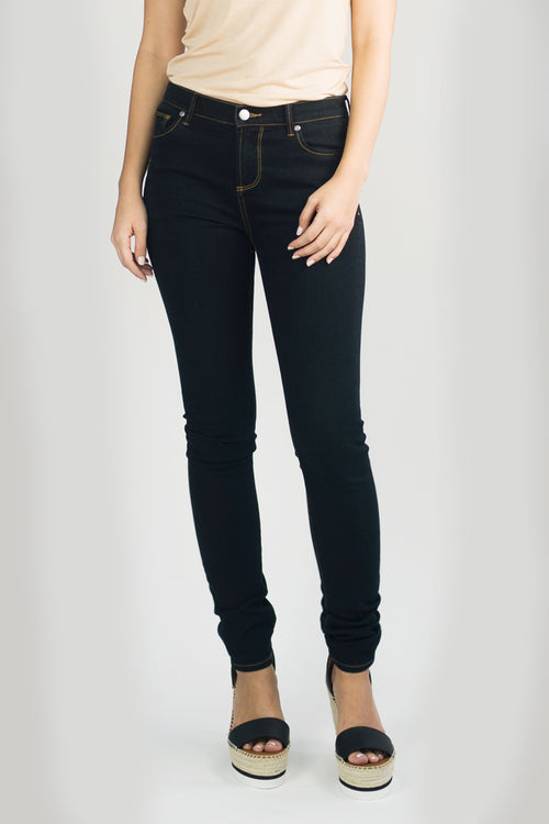 COURTNEY Skinny Jean in Vintage Black