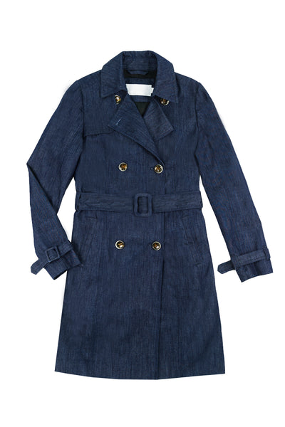 Tea Trench Coat