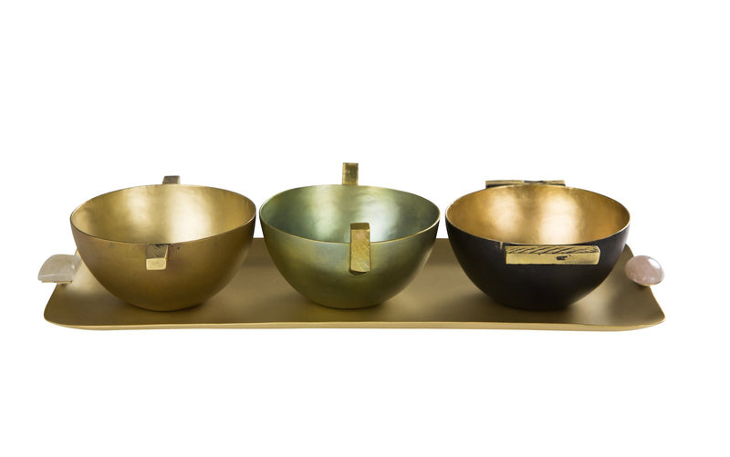 Phoenix Spice of Life 3 bowl set: LOW STOCK