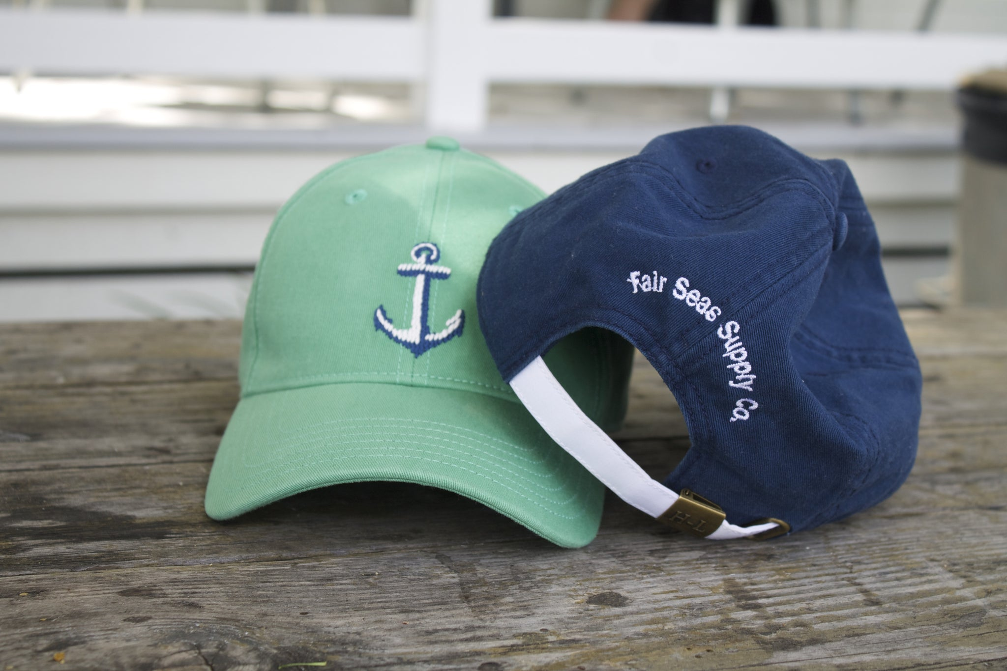 Fair Seas Supply Co. Anchor Hat