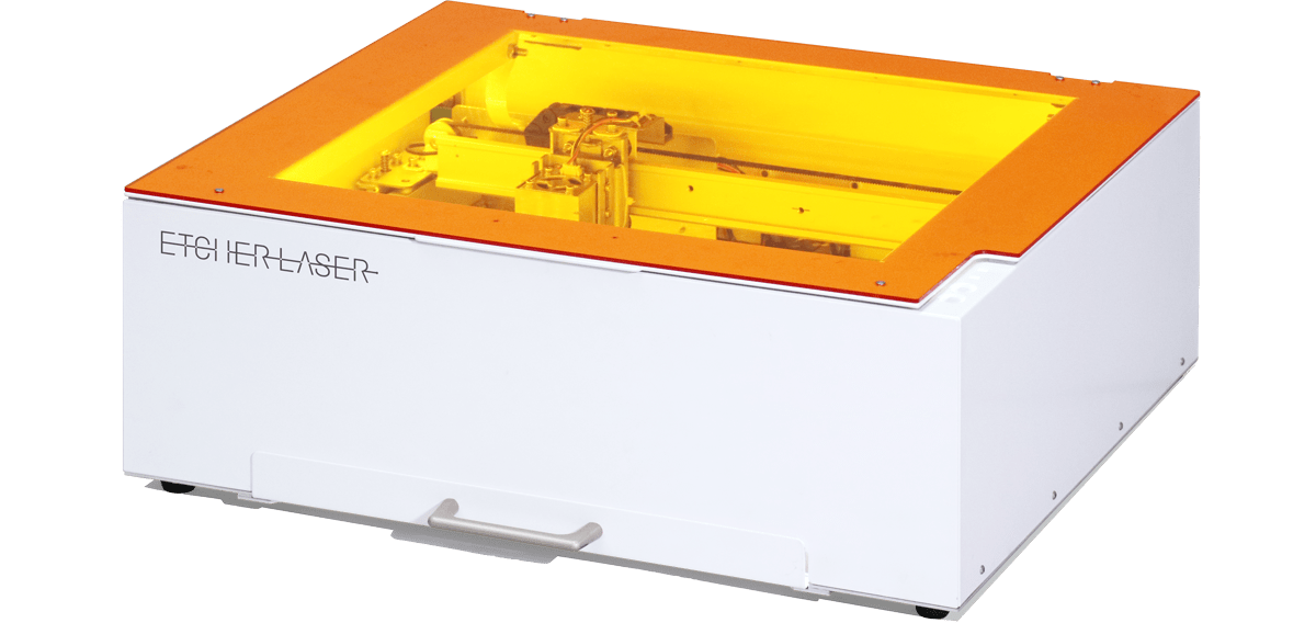 The Most Versatile Laser Engraver