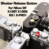 [Larry Gadget Store] Improved Shutter Release Button for Nikon DF X100T X100S RX1 X PRO1