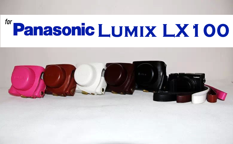 Leather Case Hoster for Panasonic Lumix LX100