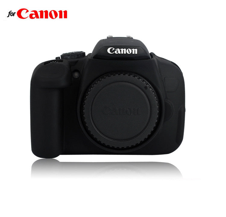 Silicone Rubber Case for Canon 700D 650D