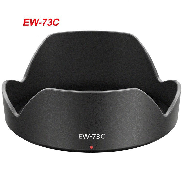 EW-73C Lens Hood Shade for Canon EF-S 10-18mm f/4.5-5.6 IS STM