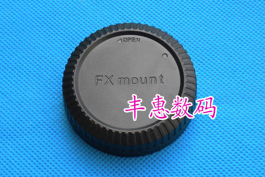 Mount Rear Lens Cover Cap for Fujifilm FX