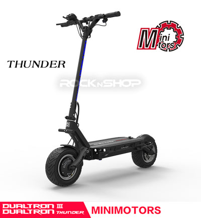 Dualtron Scooter X Thunder DT3 Ultra Spider Speedway 5 , Modified Parts Upgrade