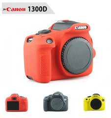 Silicone Rubber Case for Canon 1300D