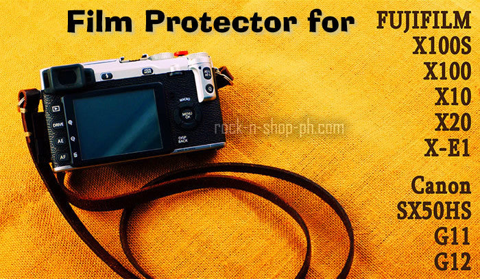 [Larry Gadget Store] Screenfilm for X100 X100S XE1 X10 X20