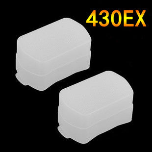 430EX Flash Diffuser Speedlight Bounce Head Case for Canon 430EX for YONGNUO YN500EX/YN510EX