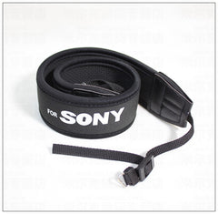 Rubber Camera Strap for Sony