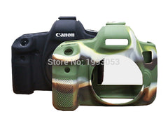 Silicone Rubber Case for Canon 60D
