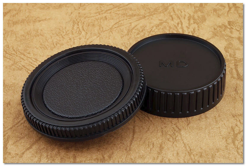 Body and Rear Lens Cover Cap for Pentax MD