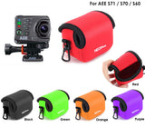 NEOPine Neoprene Portable Camera Bag for For AEE S71 S70 S60