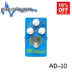 Biyang AD-10 Time Machine Analog Delay Guitar Effect Pedal (Babyboom Series)