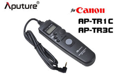 Aputure AP-TR1C AP-TR3C Digital LCD Timer Remote for Canon