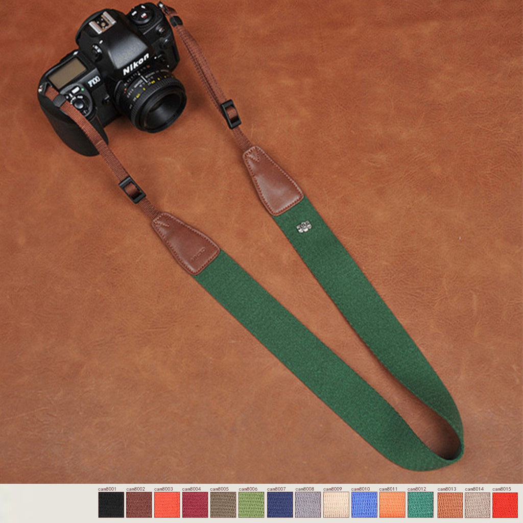 Cam-in Cotton Weave Camera Strap CS029 Series