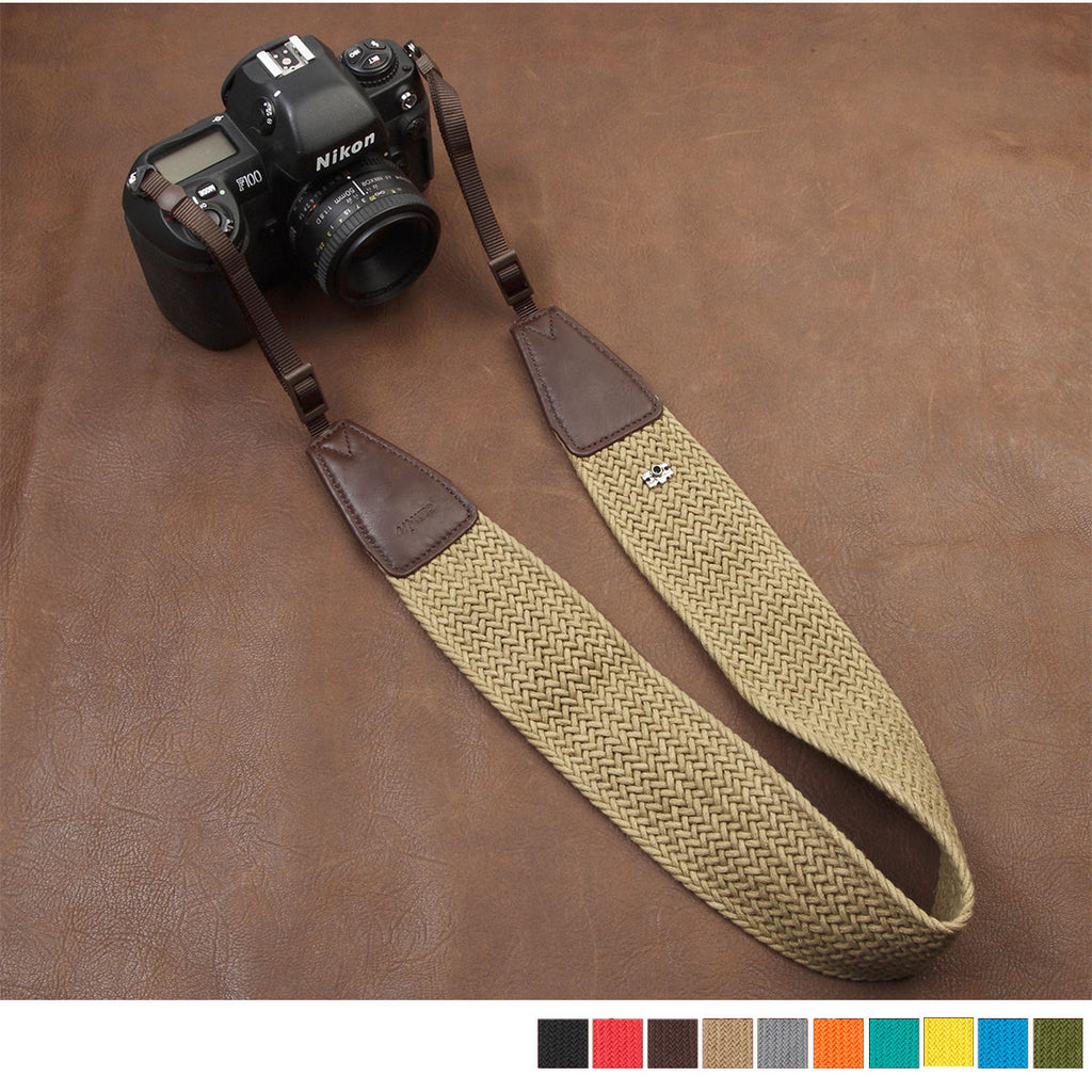 Cam-in CS086 Series Pinnacle Works Camera Strap
