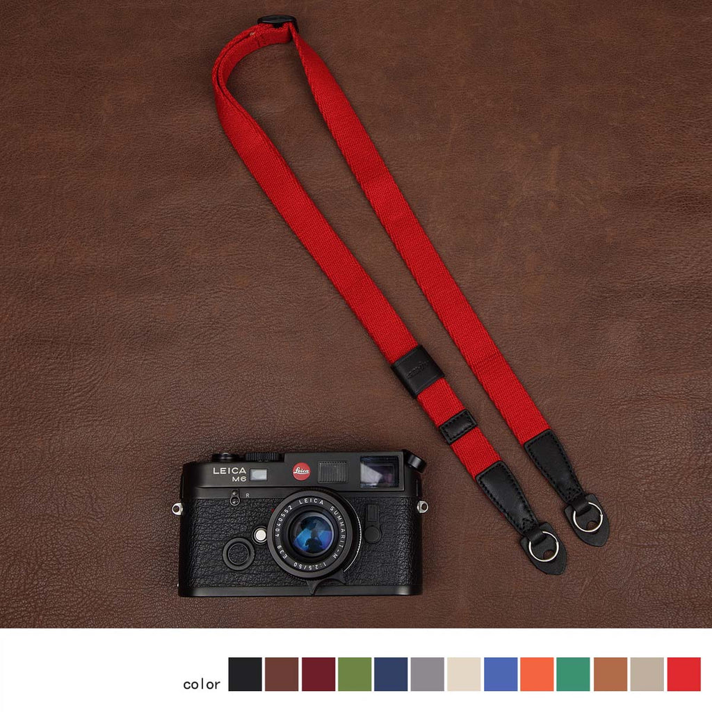 Cam-in CS164 Cotton Weave Adjustable Series Camera Strap