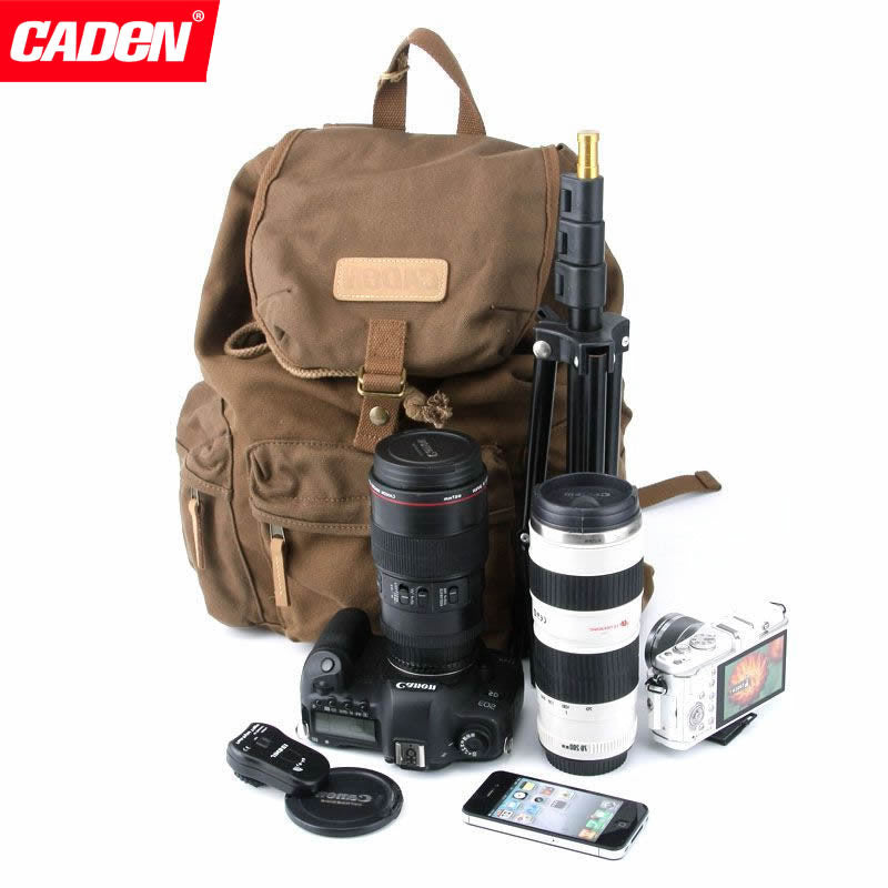 Caden F5 Camera Bag DSLR Backpack