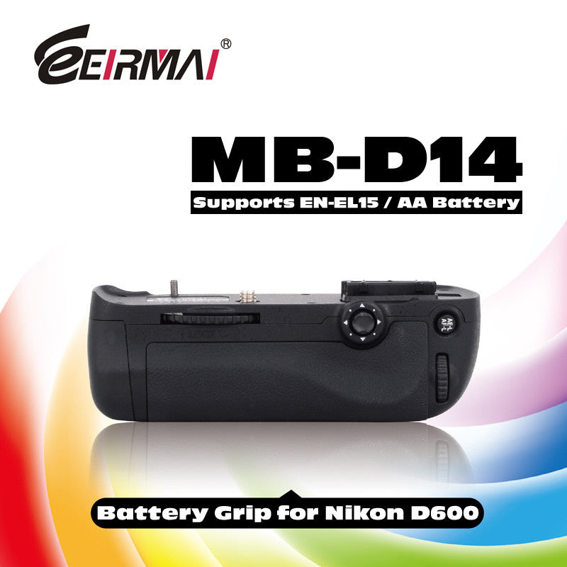 Eirmai MB-D14 Battery Grip for Nikon D600