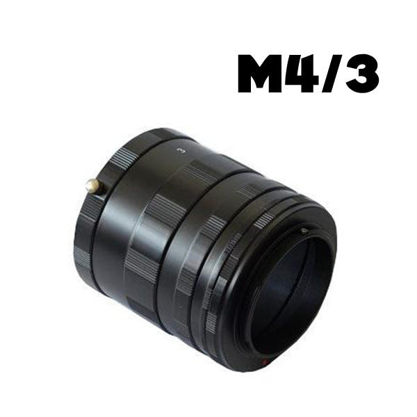 Extension Tube Macro Ring for M4/3