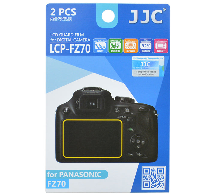 LCD Guard Film for PANASONIC FZ70