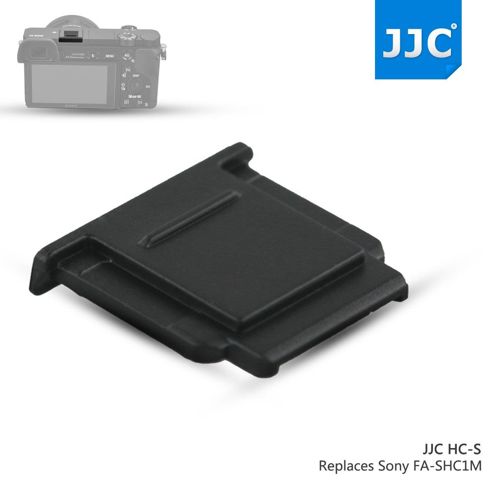 JJC HC-S Hot Shoe Cover Replaces Sony FA-SHC1M