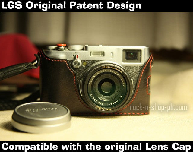 [Larry Gadget Store] Original Patent 2nd Gen. [Hood + Ring] for X100S X100T