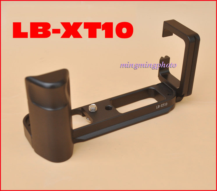 L-Plate Hand Grip for Fujifilm XT10 X-T10 Camera