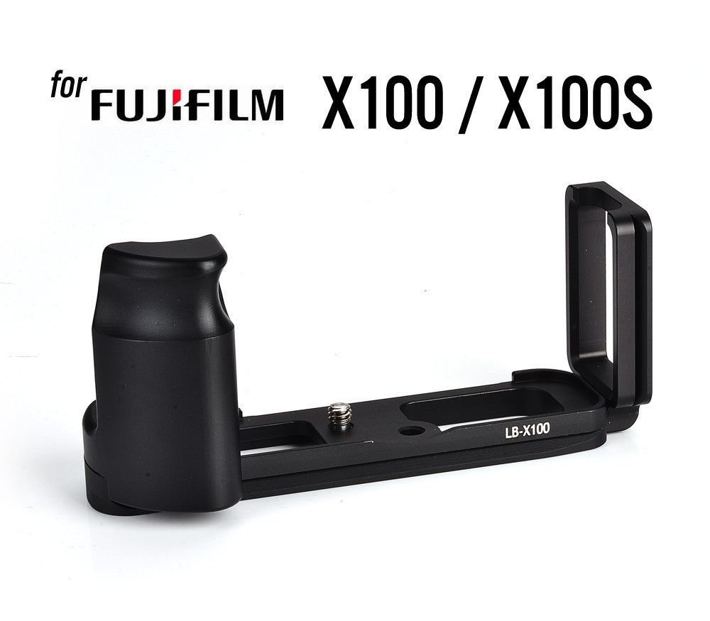 L-Plate Hand Grip for Fujifilm X100 X100S