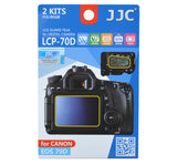 JJC LCD Guard Film for CANON EOS 70D/80D
