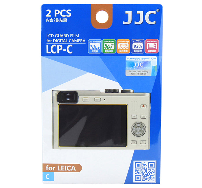JJC LCD Guard Film for LEICA C