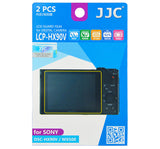 JJC LCD Guard Film for SONY DSC-HX90V/WX500