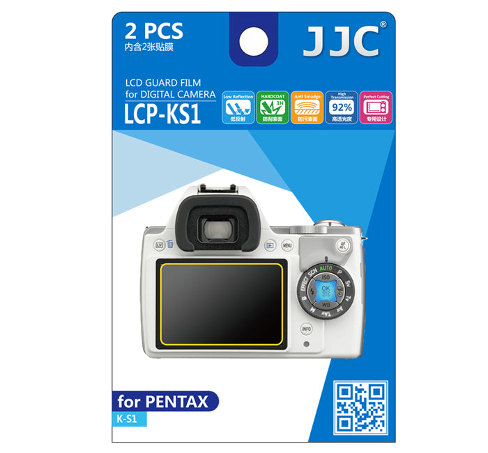 JJC LCD Guard Film for Pentax K-S1