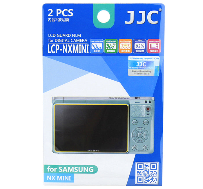 JJC LCD Guard Film for SAMSUNG NX MINI