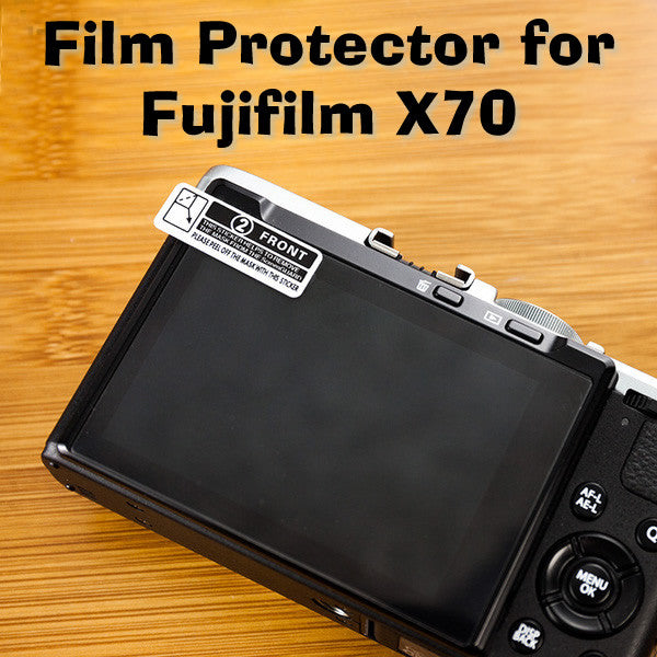 [Larry Gadget Store] Screenfilm for Fujifilm X70