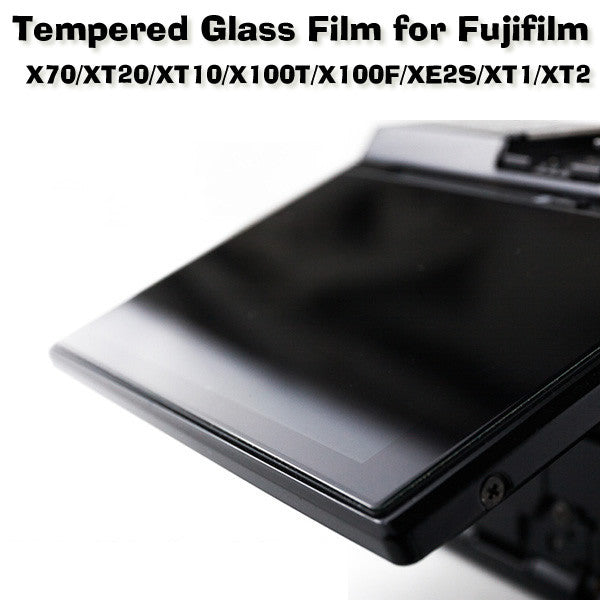 [Larry Gadget Store] Tempered Glass Protective Film for Fujifilm X70 XT2 XT1 X100F XT20