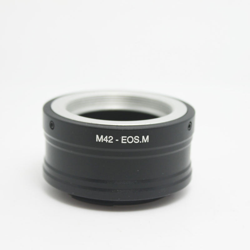 M42-EOS M Lens Adapter for M42 screw Lens to Canon