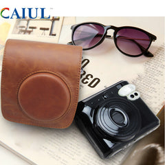 Caiul Shoulder Bag Insert Case for Instax Mini 50s