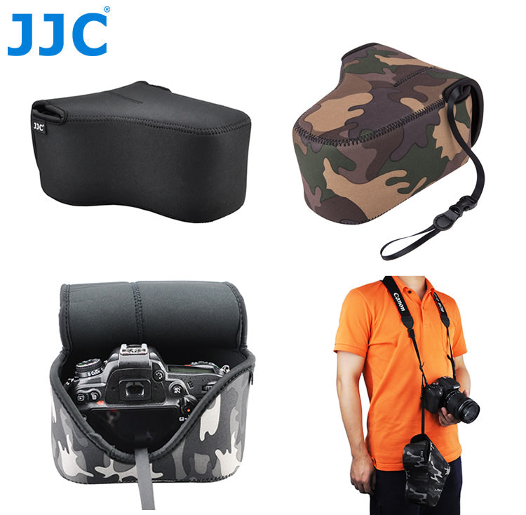 JJC OC-MC1 Series Neoprene Camera Case