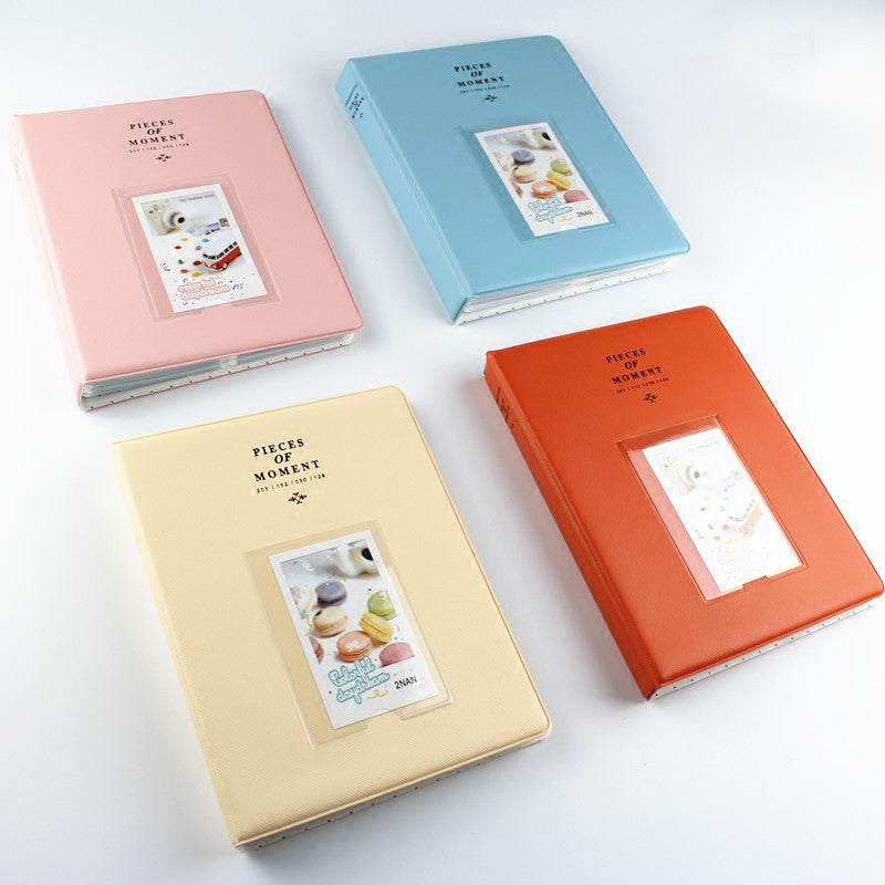 3 inch Pieces of Moment Photo Album for Fujifilm Instax Mini | 128 Pockets