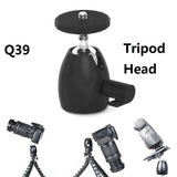 Q39 Tripod Heads Mini Ball Head