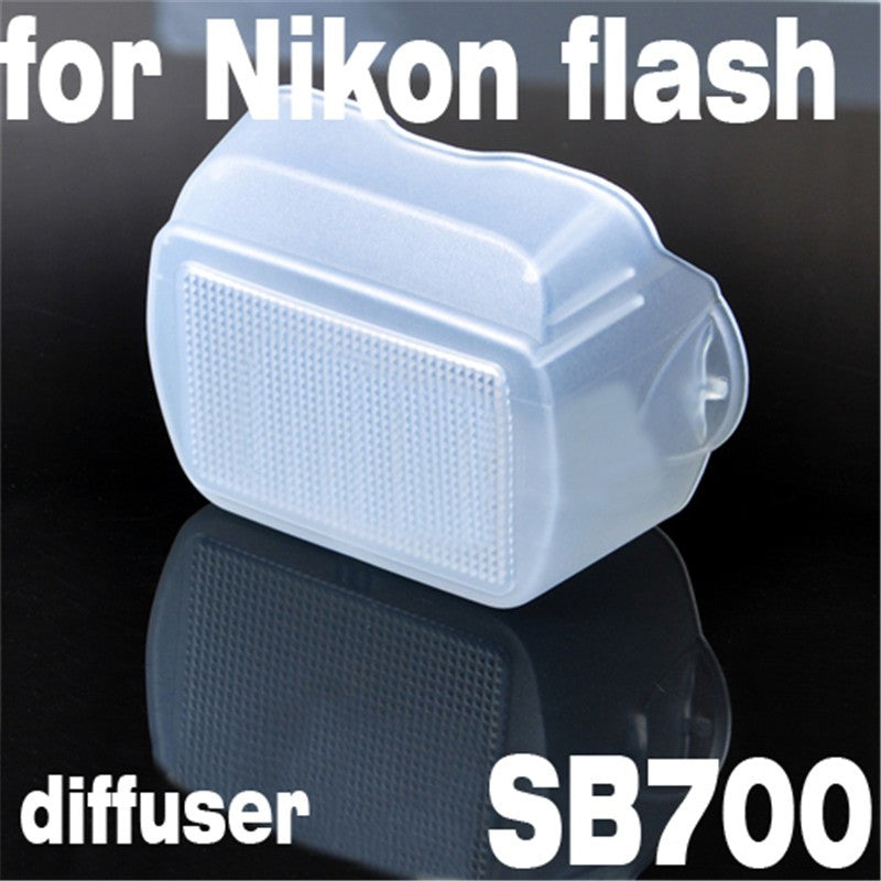 Soft Box Flash Bounce Diffuser For Nikon SB700