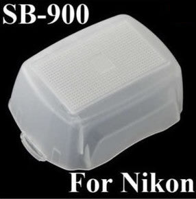 SB900 Flash Bounce Dome Diffuser For Nikon
