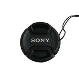 Snap-on Lens Cap Cover for Sony