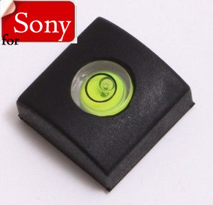 Hot Shoe Cover With Bubble Spirit Level for Sony